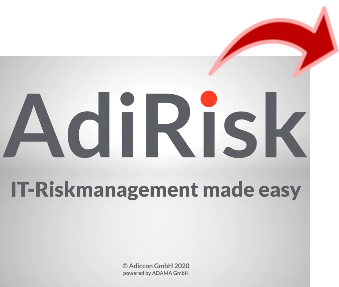IT-Risikomanagement mit AdiRisk
